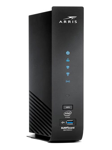 Arris Surfboard SBG7600AC2 DOCSIS 3.0 Cable Modem & Wi-Fi Router